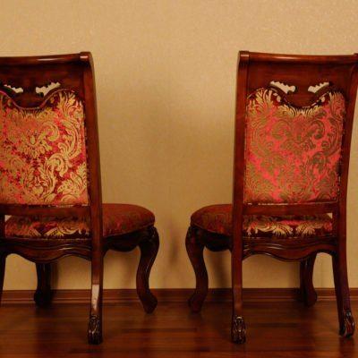 Krzesło bez poręczy D52-SC