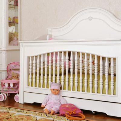 Łóżeczko dla dziecka R53-CR